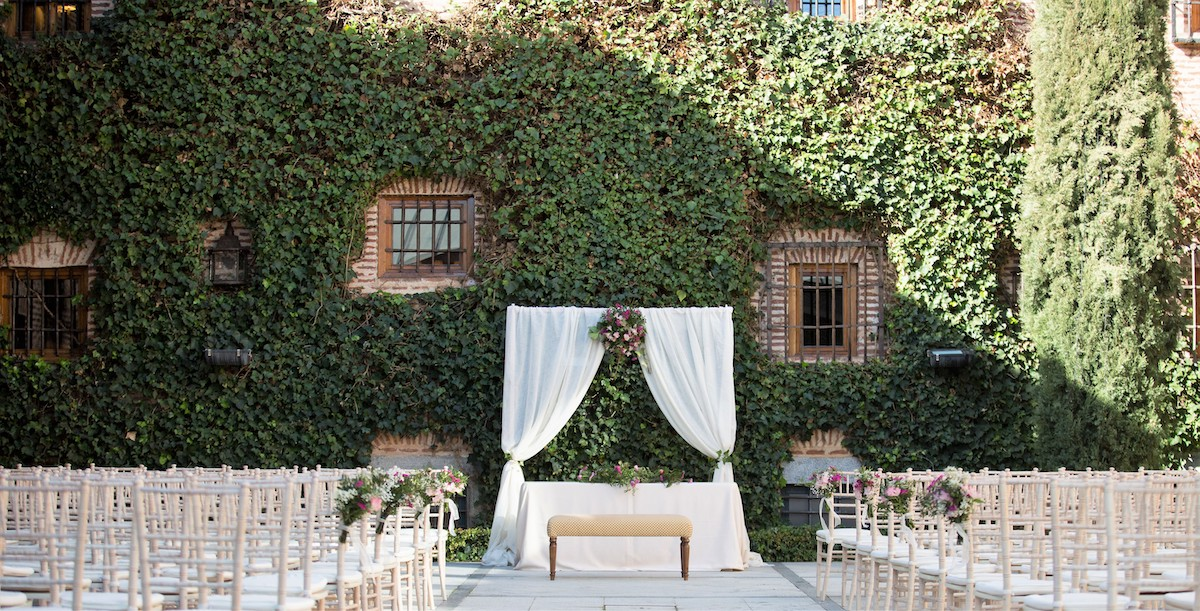 Espacio Exclusivo Bodas Madrid | El Antiguo Convento