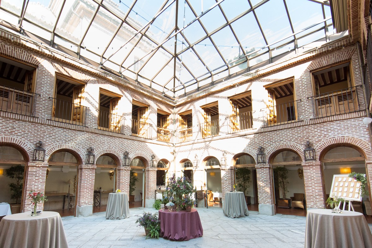Espacio Exclusivo Eventos Madrid | Finca Eventos Madrid | El Antiguo Convento