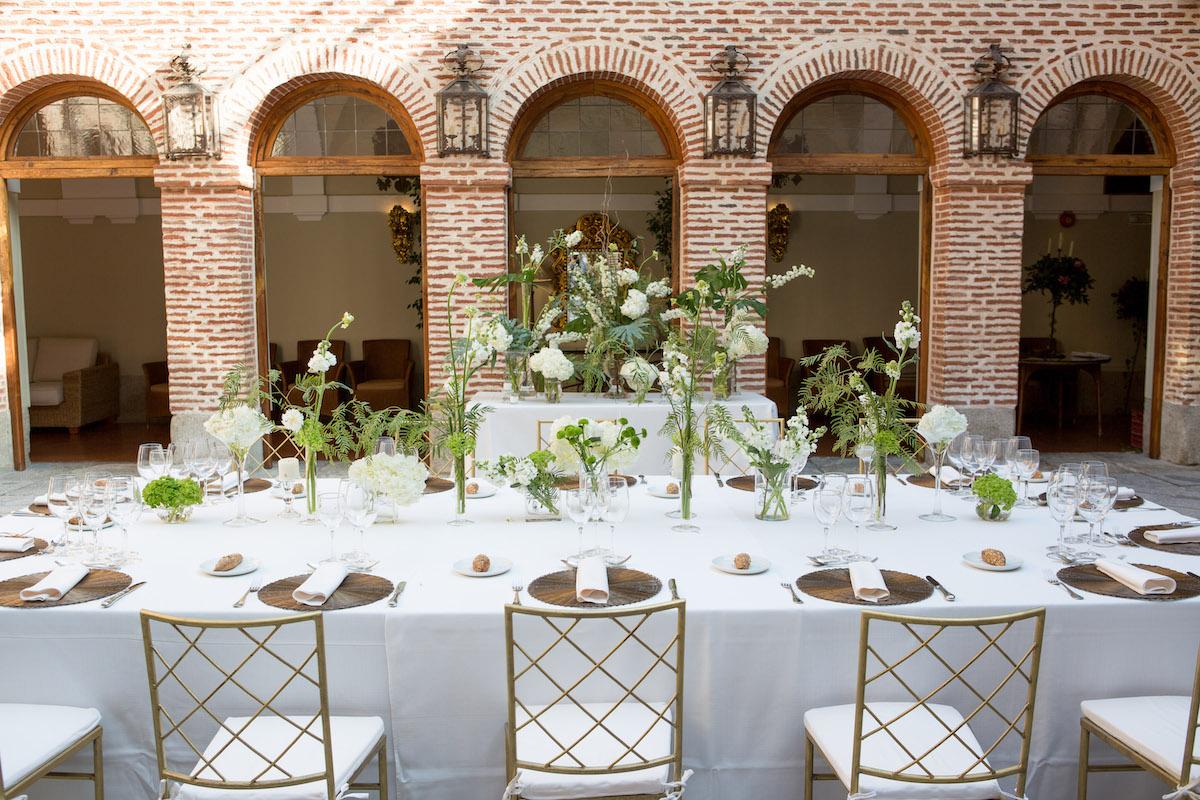 Espacio Eventos Corporativos Madrid | El Antiguo Convento