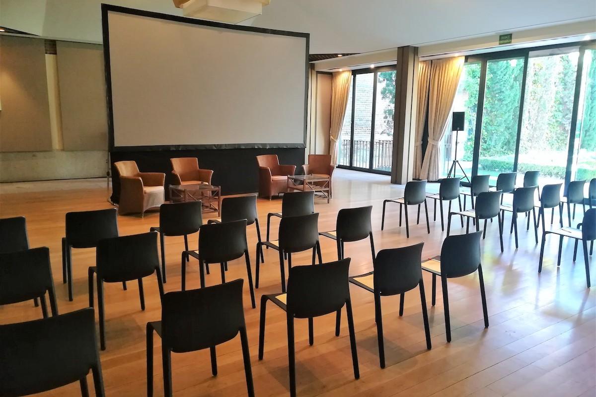 Eventos de Empresa Madrid | Invernadero El Antiguo Convento