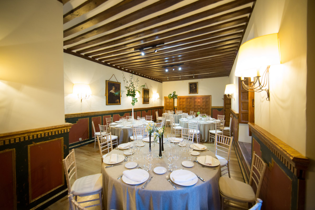 Espacio Eventos de Empresa Madrid | El Antiguo Convento