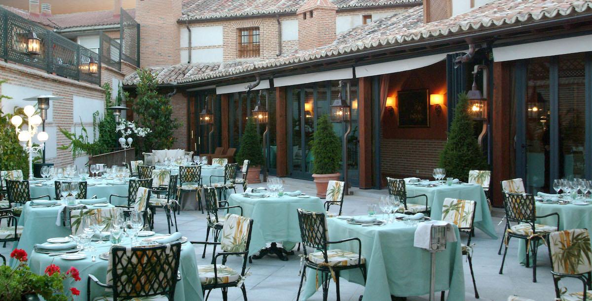 Alquiler Finca Bodas Madrid | Hostería de El Antiguo Convento
