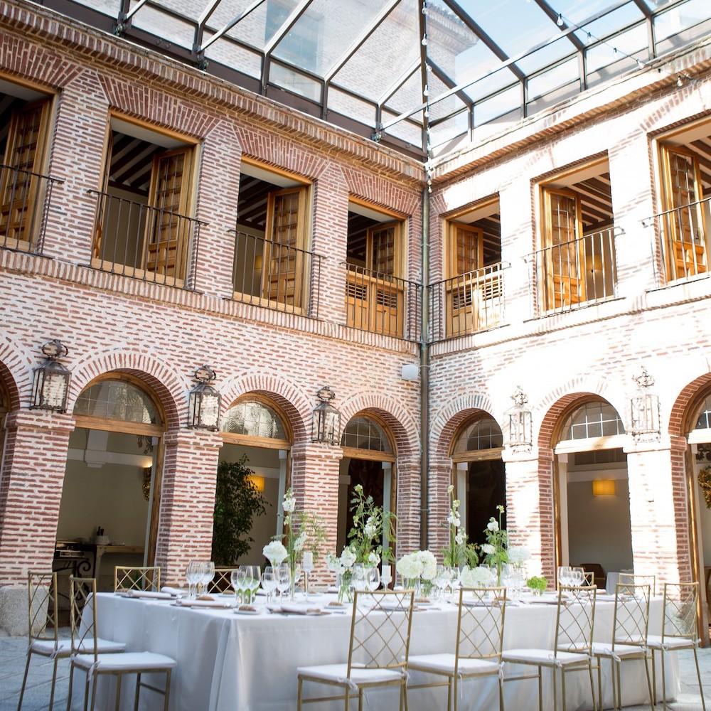 Espacio Bodas Madrid | El Antiguo Convento