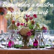 Bienvenida Web | Espacio Bodas y Eventos Madrid