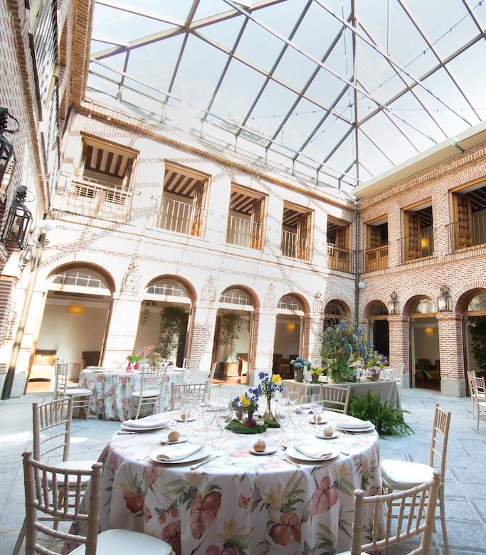Espacio Exclusivo Bodas Eventos Madrid | El Antiguo Convento