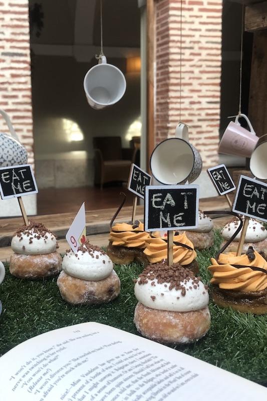 Catering Eventos Madrid | El Antiguo Convento