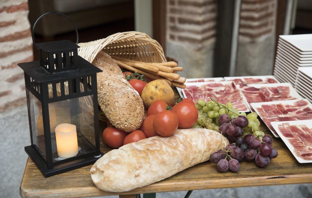 Gastronomía Espacio Bodas Madrid | El Antiguo Convento