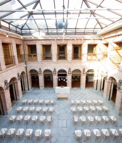 Alquiler Finca Bodas y Eventos Madrid | El Antiguo Convento