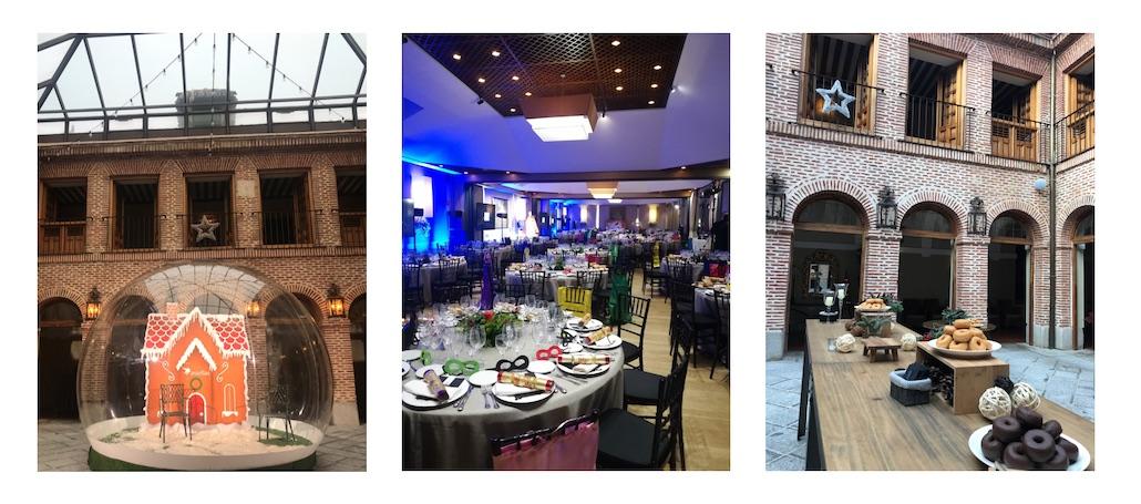 Alquiler Finca Eventos Madrid | El Antiguo Convento de Boadilla del Monte