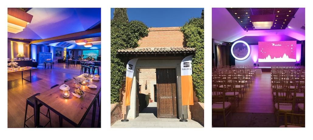 Espacio Eventos Corporativos Madrid - El Antiguo Convento