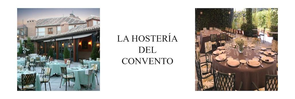 Espacio Eventos Madrid | Hostería El Antiguo Convento