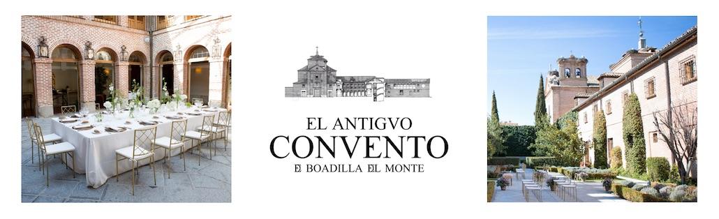 Espacio exclusivo para Bodas en Madrid | El Antiguo Convento de Boadilla del Monte