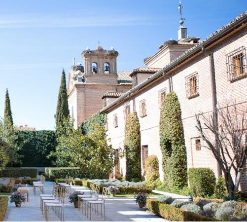 Espacio Exclusivo Bodas y Eventos Corporativos Madrid | El Antiguo Convento
