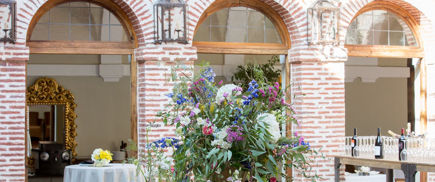 Espacio Exclusivo Bodas y Eventos Corporativos Madrid | El Antiguo Convento de Boadilla del Monte