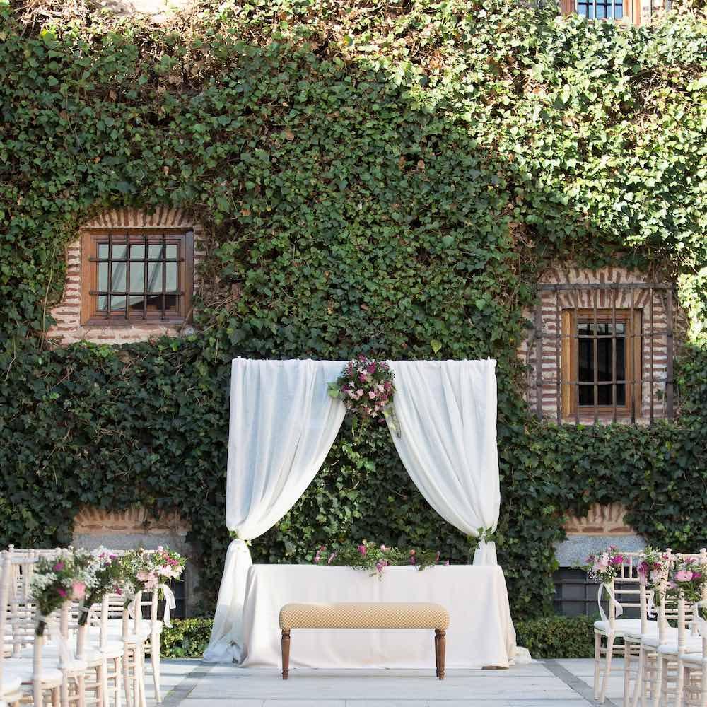 Espacio Exclusivo Bodas Madrid | El Antiguo Convento