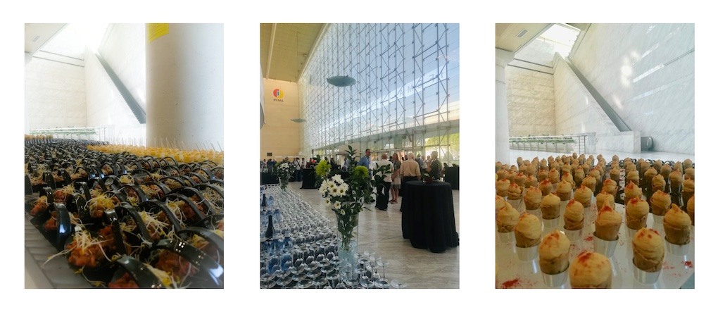 Servicio Catering Eventos Madrid | Catering Eventos Corporativos Madrid