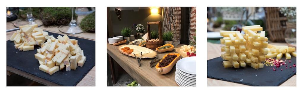 Estación Quesos Catering | Espacio Bodas y Eventos Madrid | Alquiler Finca Bodas Madrid