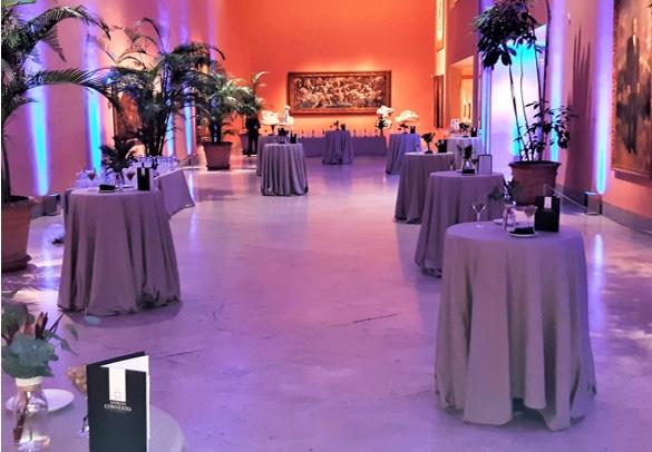 Organización de Eventos en Madrid | Servicio Catering Eventos Madrid | El Antiguo Convento