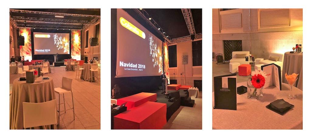 Finca Eventos Madrid | Catering Eventos Madrid | Eventos de Empresa Madrid en Navidad