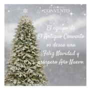 El Antiguo Convento os desea Feliz Navidad