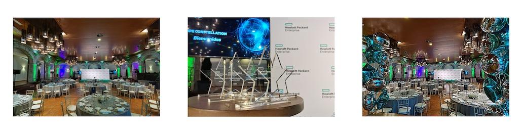 Espacio Eventos Madrid | Eventos de Empresa | Organización de Eventos Madrid | Casa de Burgos