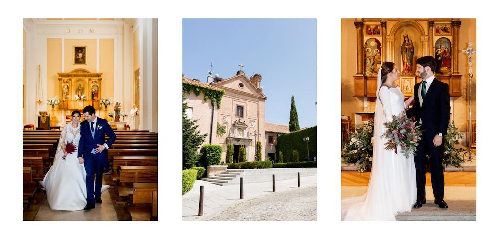 Iglesia del Convento de la Encarnación | Bodas Boadilla del Monte | Finca Bodas Madrid El Antiguo Convento