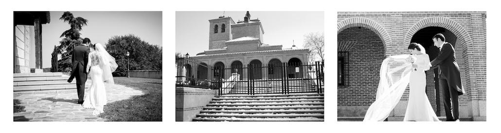 Parroquia de San Cristóbal | Bodas Boadilla del Monte | Finca Bodas Madrid El Antiguo Convento