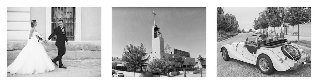Parroquia Santo Cristo de la Misericordia | Bodas Boadilla del Monte | Finca Bodas Madrid