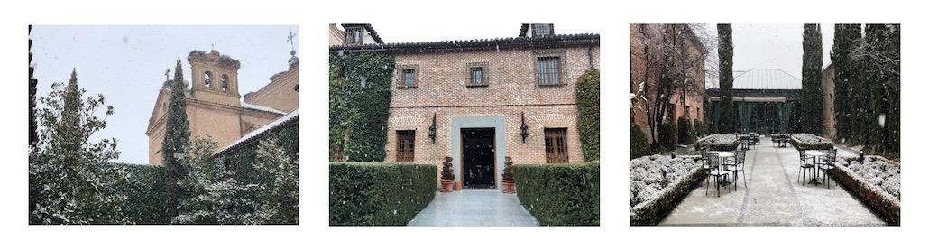 Finca Bodas Madrid | Espacio Bodas Madrid en Invierno | El Antiguo Convento Boadilla del Monte