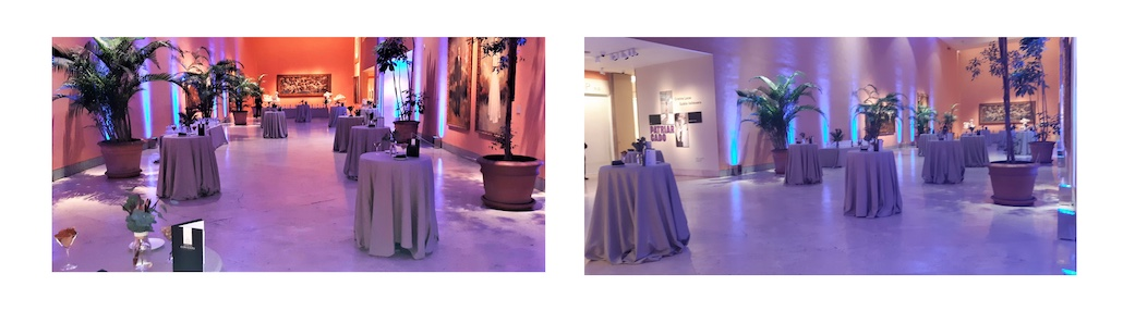 Catering Eventos Madrid | Servicio Catering Eventos Madrid | Museo Thyssen | Finca Eventos Madrid