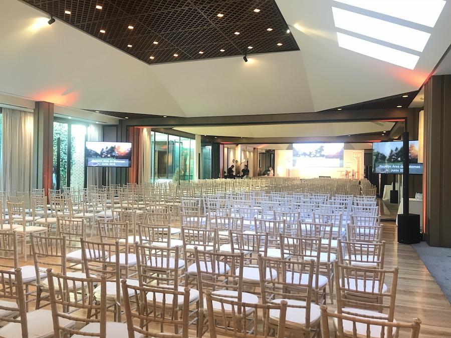 Eventos Corporativos Madrid | Eventos de Empresa Madrid | Espacio Eventos Madrid