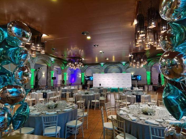 Eventos de Empresa Madrid | Finca para Eventos Madrid | Casa de Burgos
