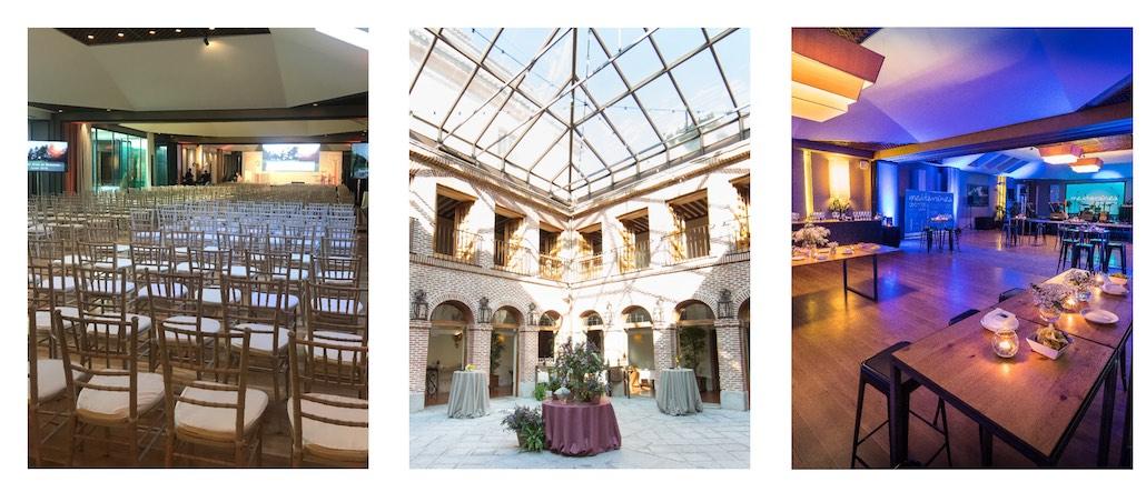 Venues Connect Forum | Organización Eventos Madrid | Espacio Eventos Madrid | El Antiguo Convento Boadilla del Monte