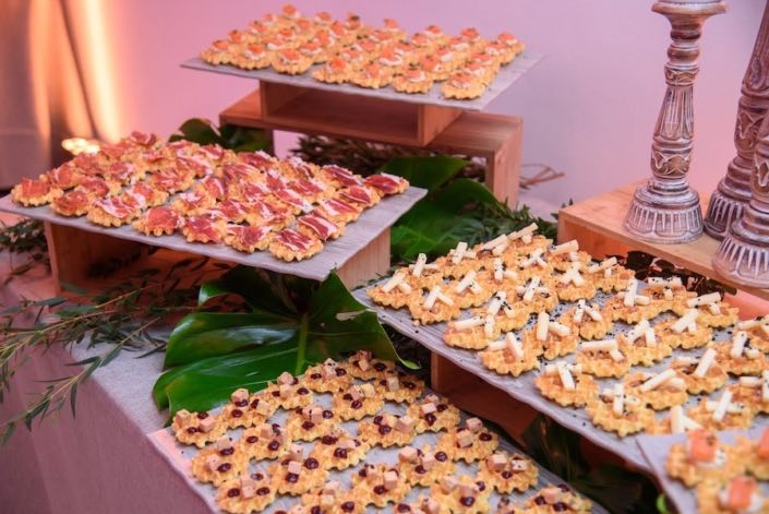 Catering Eventos Corporativos | Gastronomía | El Antiguo Convento