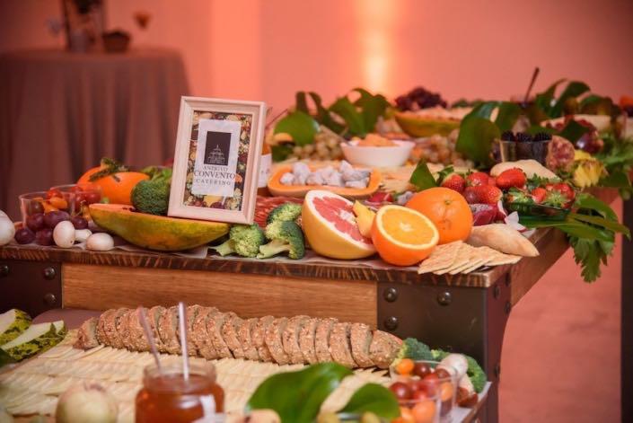 Servicio Catering Eventos Madrid | Palacio Neptuno
