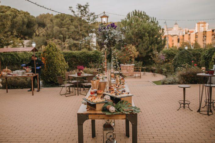 Gastronomía | Espacio Eventos Madrid | El Antiguo Convento