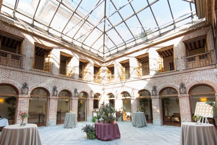 Espacio Bodas Madrid | Bodas Boadilla del Monte | El Antiguo Convento