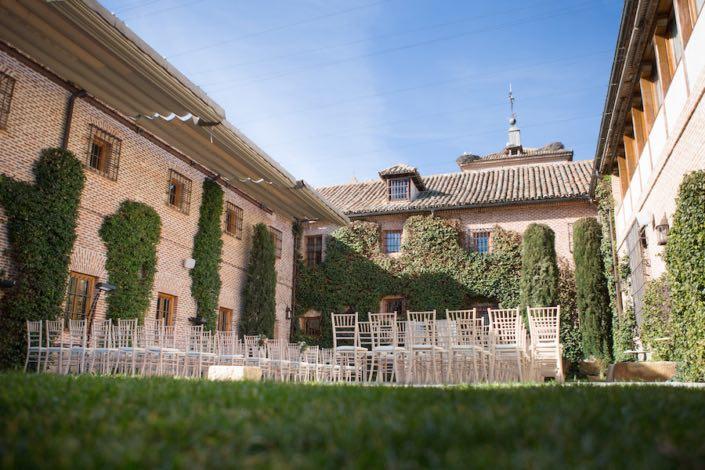 Espacio Exclusivo Bodas Madrid | Alquiler Finca Bodas Madrid | El Antiguo Convento