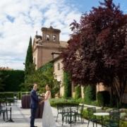 Finca para bodas en Madrid con los mejores espacios para bodas de El Antiguo Convento de Boadilla del Monte