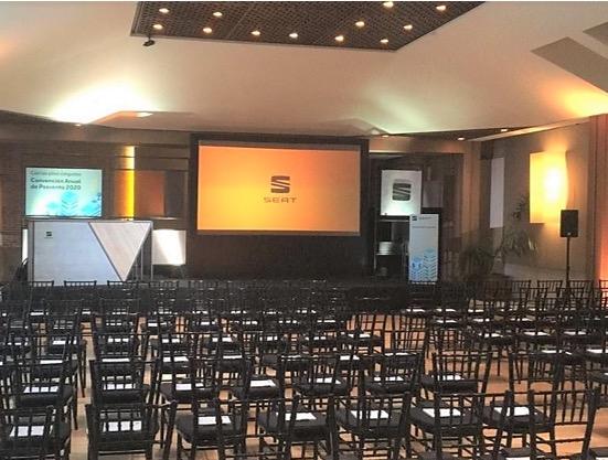 Finca Eventos Madrid | Espacio Eventos Madrid | Eventos Corporativos Madrid | Convención SEAT PostVenta 2020