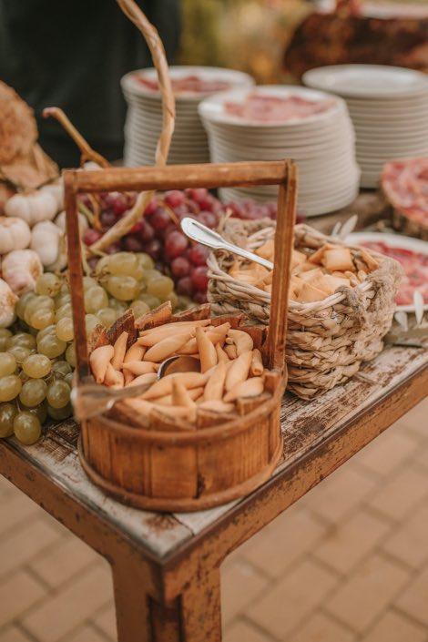 Gastronomía | Finca para Bodas Madrid | El Antiguo Convento