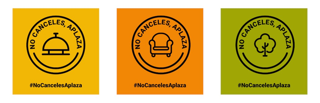 No canceles, aplaza | Espacio Bodas y Eventos Madrid | Organización de Eventos Madrid