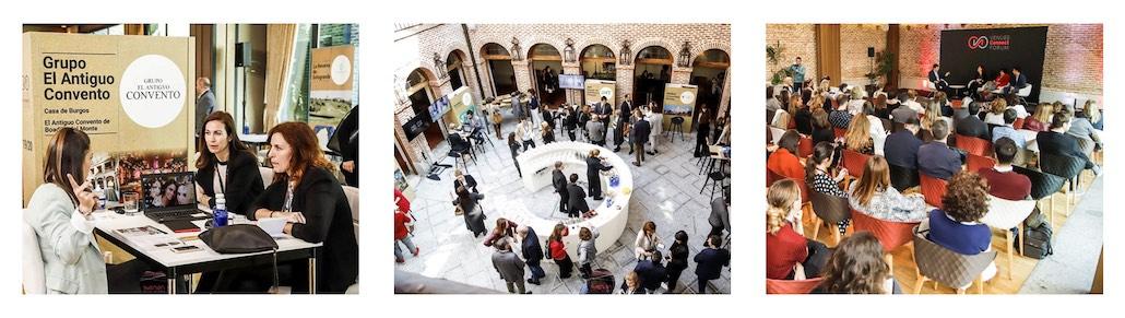 Espacio Eventos Madrid | Venues Connect Forum | Finca para Eventos Madrid