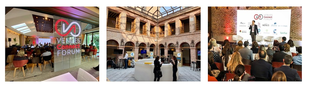 Espacio Eventos Madrid | Organización de Eventos Madrid | Finca para Eventos Madrid | Venues Connect Forum
