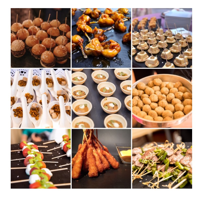Catering Eventos Madrid | Coctel y Networking | Servicio Catering Madrid