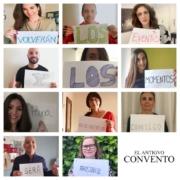 Volverán Celebraciones y Momentos de Disfrutar | El Antiguo Convento | Espacio Bodas y Eventos Madrid