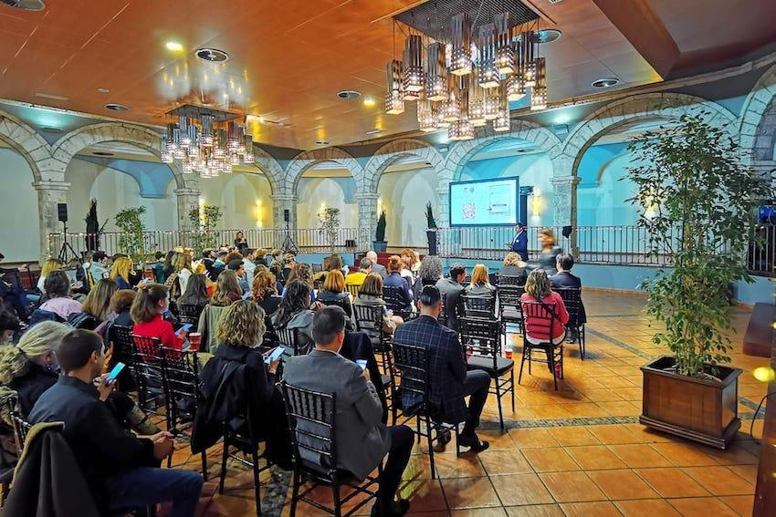 Organización de Eventos en Madrid en Casa de Burgos, exclusivo espacio para eventos en el centro de Madrid.