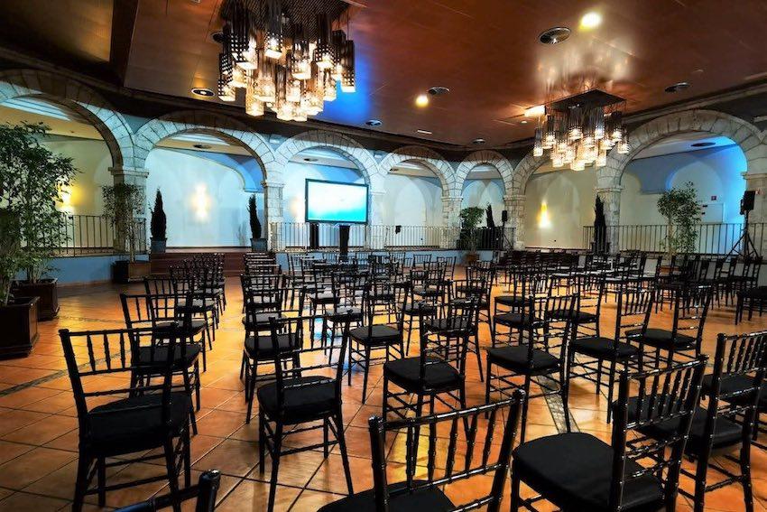 Espacio para eventos en Madrid en Casa de Burgos, Grupo El Antiguo Convento.