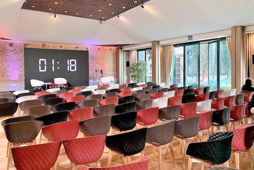 Organización de Eventos en Madrid en los espacios de El Antiguo Convento, espacio para eventos de referencia en Madrid.