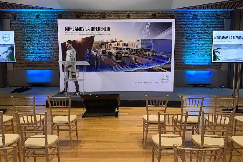 Espacio para eventos corporativos y de empresa en Madrid con El Antiguo Convento de Boadilla.